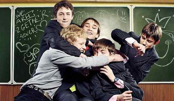 Приснились одноклассники мальчики