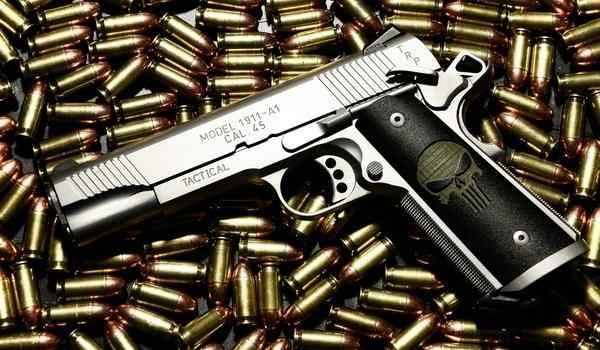 Приснился пистолет и патроны